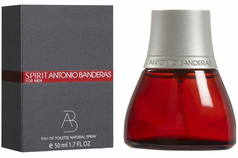 Туалетная вода Spirit от Antonio Banderas  для мужчин